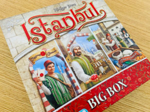 Istanbul, released in 2014, it becomes Big Box in 2020! 5