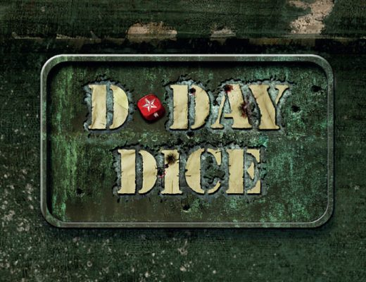 "D-Day Dice, ""of the dice"" is in command of the troops …"