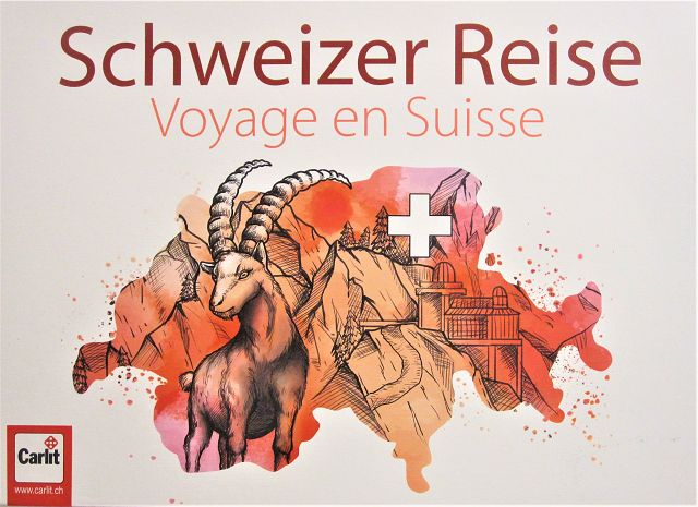 Swiss Travel – 2020 edition, game review, review of the board game